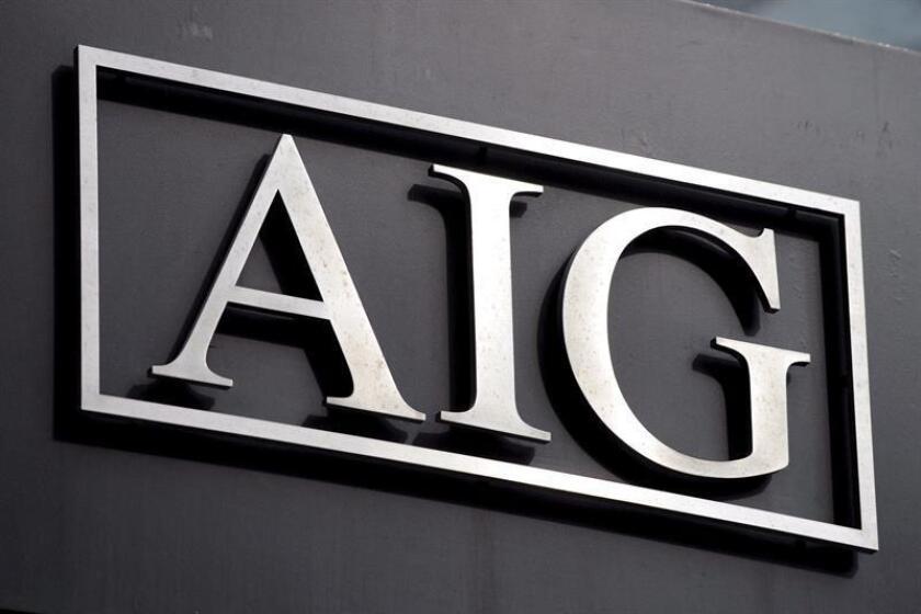 El grupo estadounidense American International Group (AIG) anunció hoy la compra de la aseguradora Validus Holdings por un total de 5.560 millones de dólares. EFE/Archivo