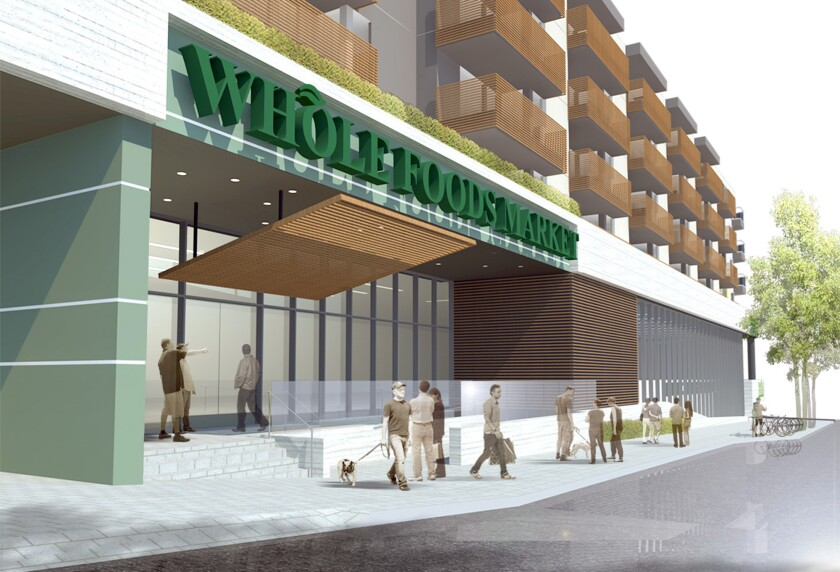 Whole Foods market takes second bite at Burbank