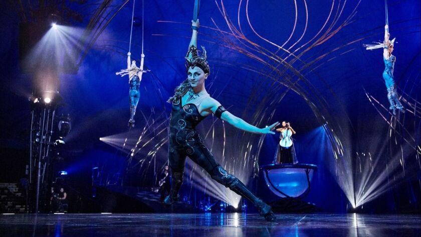 Cirque Du Soleil Amaluna Bewertung