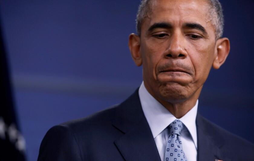 El presidente Barack Obama. REUTERS/Jonathan Ernst