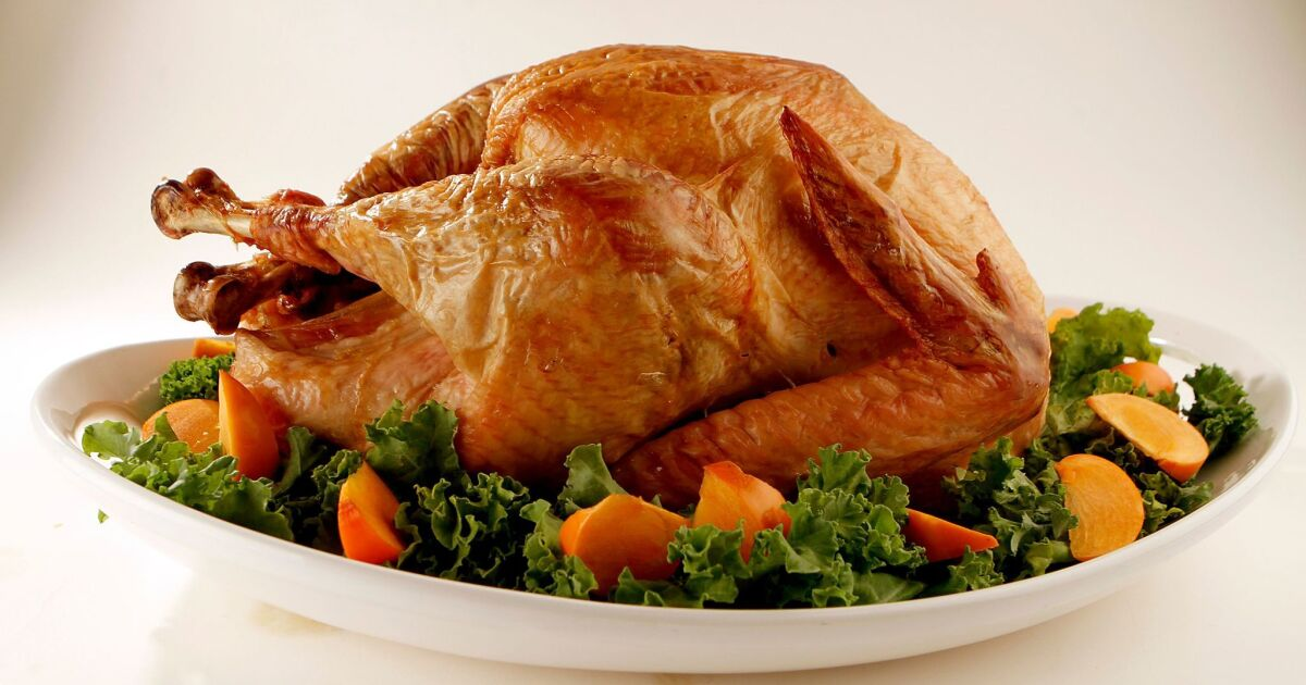 A beginner's guide to cooking a Thanksgiving turkey - Los ...