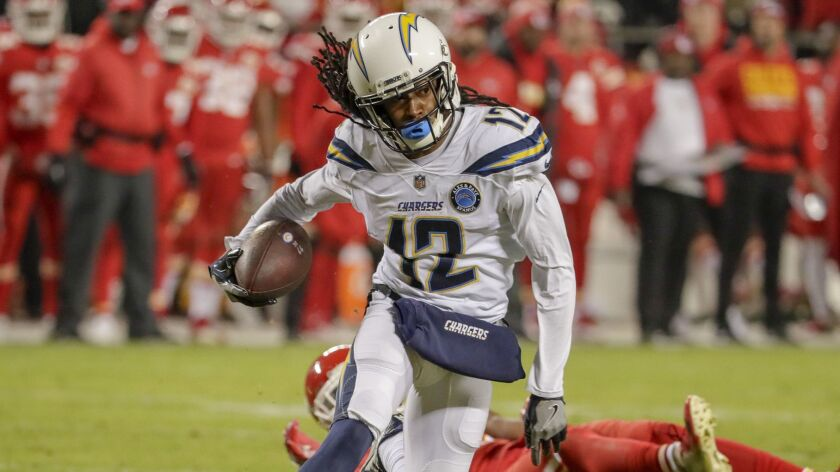 20ac1c18 Chargers counting on Travis Benjamin's speed and 'big-play potential ...