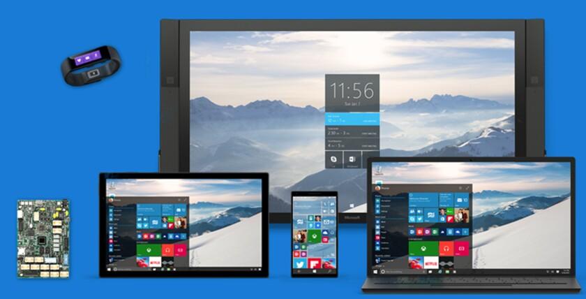 La intención de Windows 10 es darle a las aplicaciones una misma sensación en todos los dispositivos.