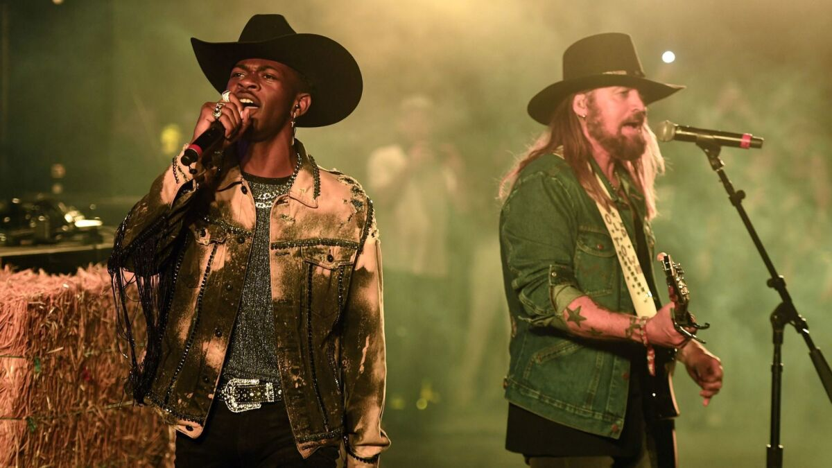 Lil Nas X's 'Old Town Road' sounds like country's future  So