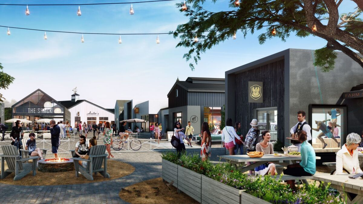Four restaurants named for One Paseo project - The San Diego