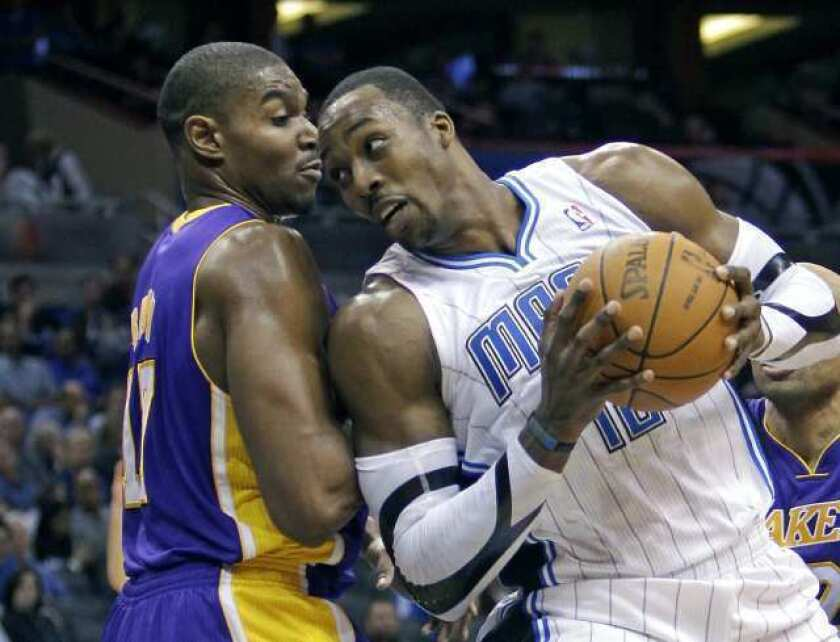 NBA conference call on Dwight Howard trade scheduled today