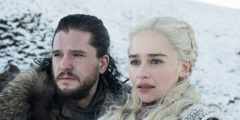 'Game of Thrones' Temporada final