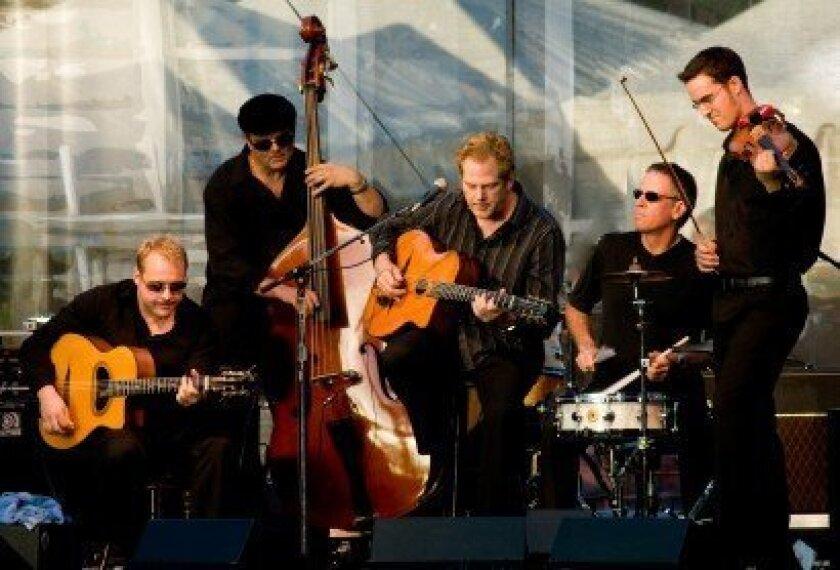 The John Jorgenson Quartet