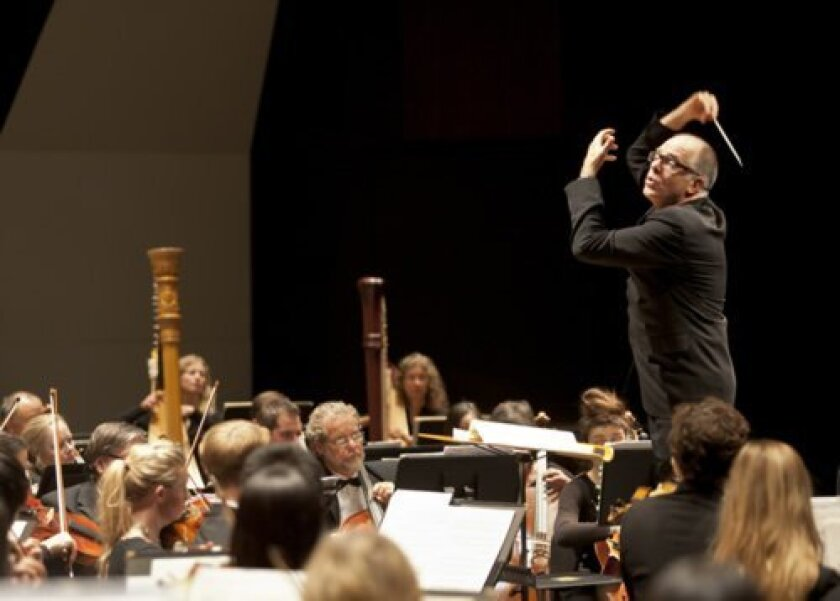Steven Schick conducts the La Jolla Symphony & Chorus. The 2014-2015 season theme 'The Nature of Things,' is inspired by the 'nature' of sensation, thought, reflection, impulse, renewal and other 'things.'