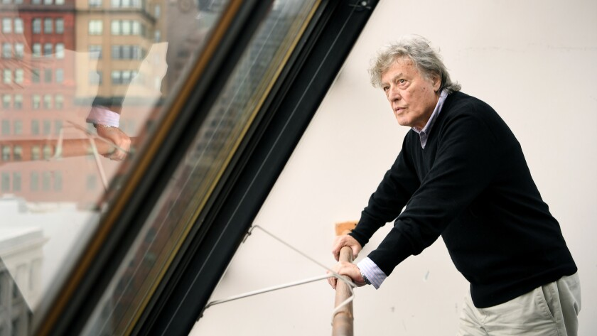"""Tom Stoppard's latest play, """"The Hard Problem,"""" opens in San Francisco this month."""