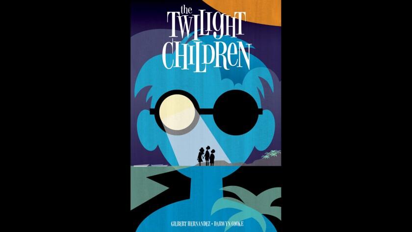 'Twilight Children' cover