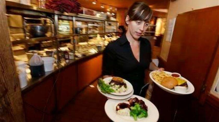 Restaurant surcharge