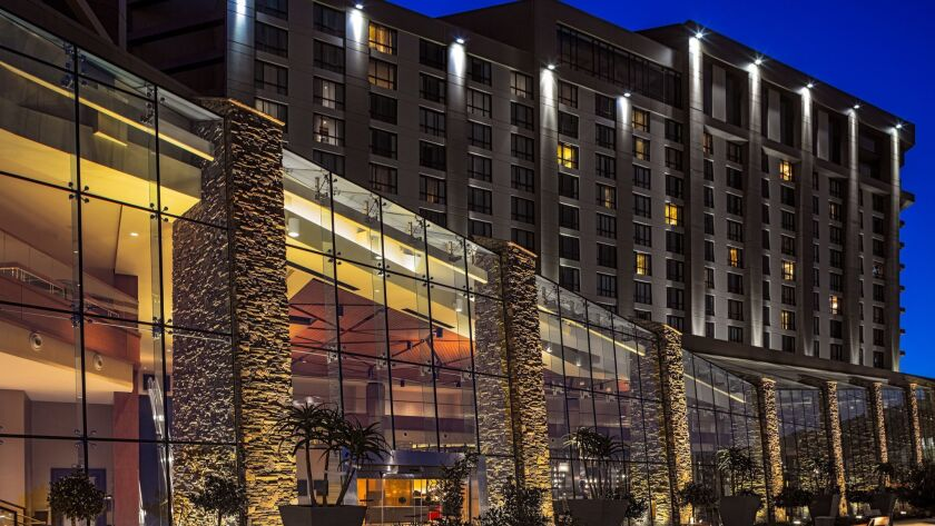 Pehchanga Resort and Casino - Attrium Expansion - Temecula, CA