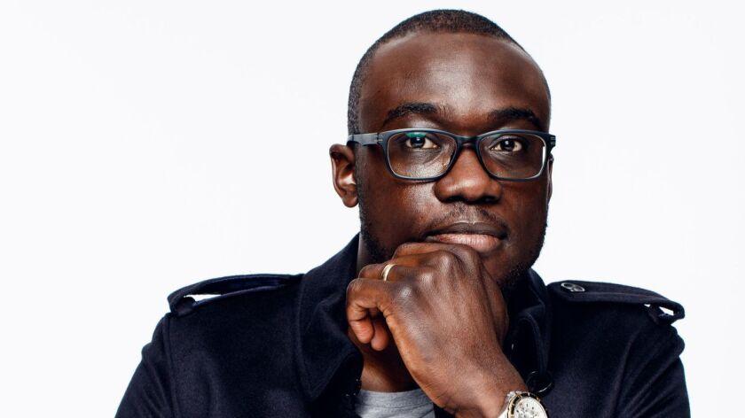 """Doctor Who"" composer Segun Akinola, recent recipient of the BAFTA's Breakthrough Brit award."