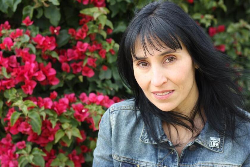 """La actriz mexicana Yarelí Arizmendi estrena hoy en Los Ángeles """"Melocotones en Almíbar"""", un monólogo en el que aborda la violencia de genero y el proceso de la víctima por el que trata de reconstruir las piezas que generaron el abuso. EFE/ARCHIVO"""