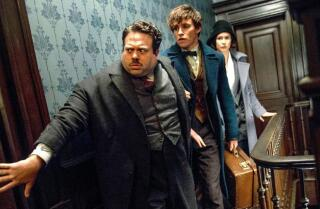 'Fantastic Beasts and Where to Find Them' movie review by Justin Chang
