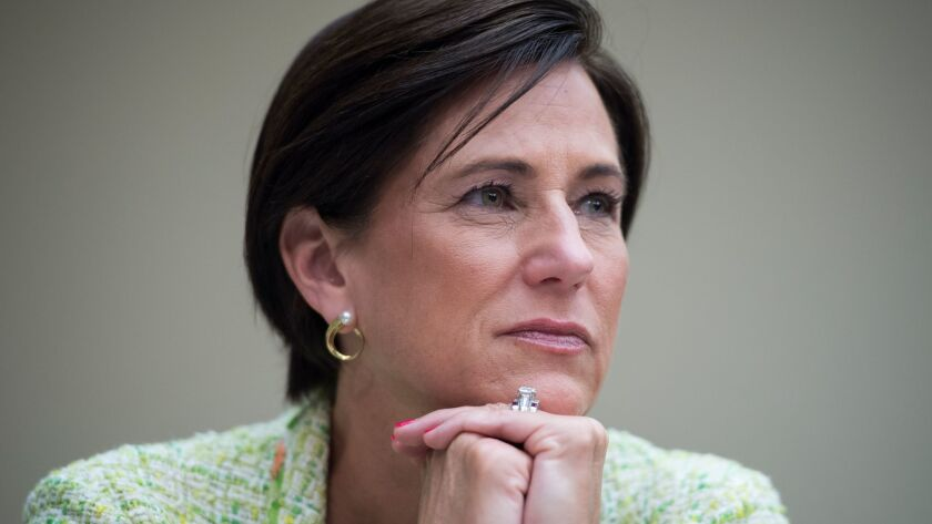 UNITED STATES - JULY 12: Rep. Mimi Walters, R-Calif., attends a House Judiciary Committee hearing in