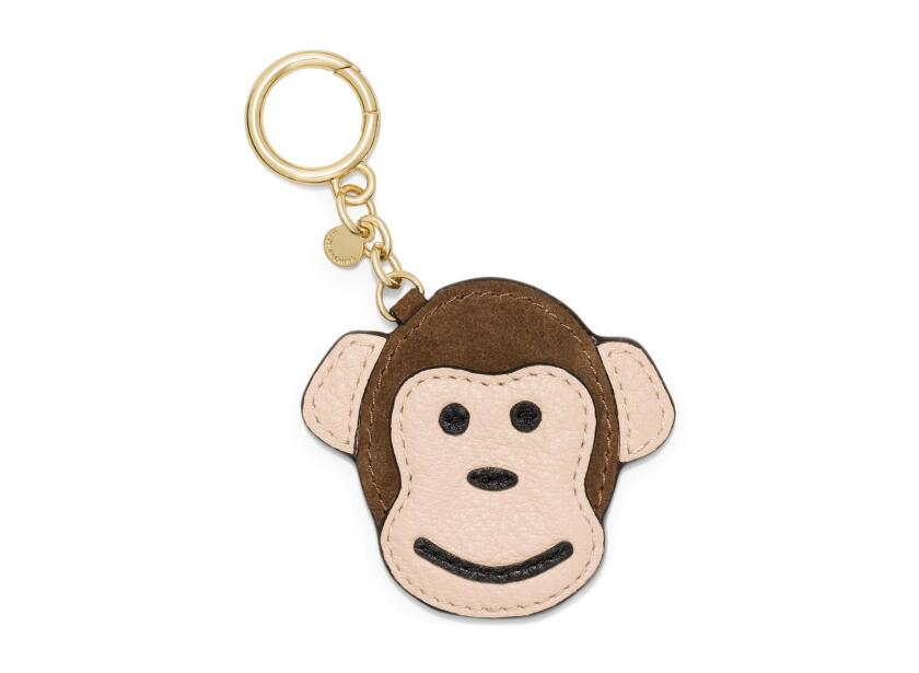 Michael Michael Kors monkey key ring