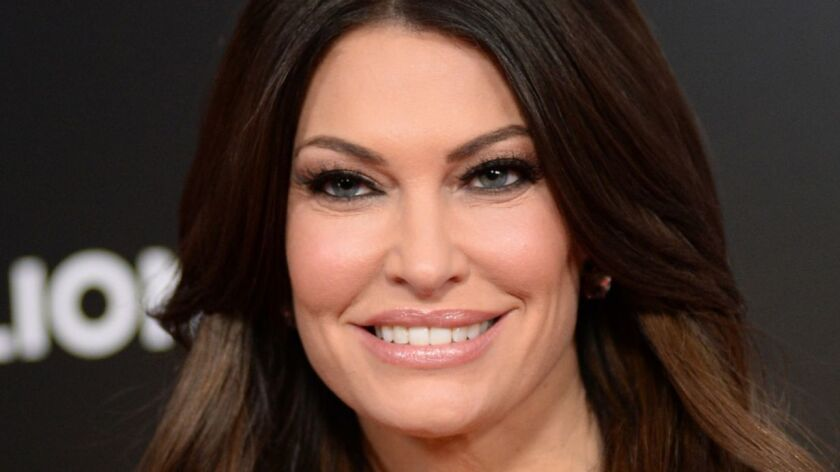 """Kimberly Guilfoyle attends the """"Acrimony"""" film premiere in March 2018 in New York."""