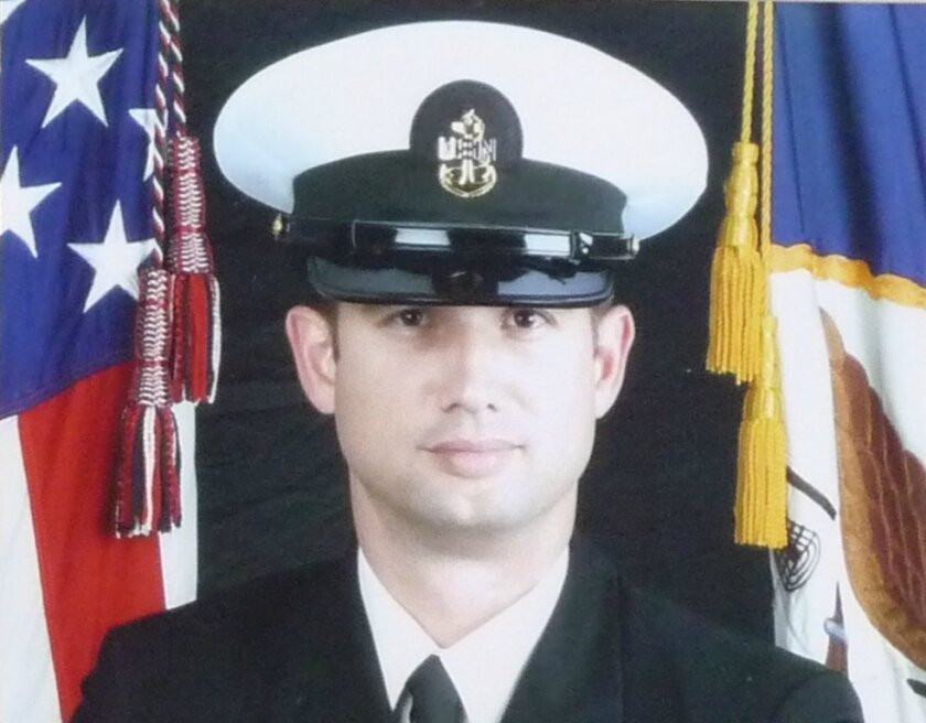 Scott Young, Navy veteran