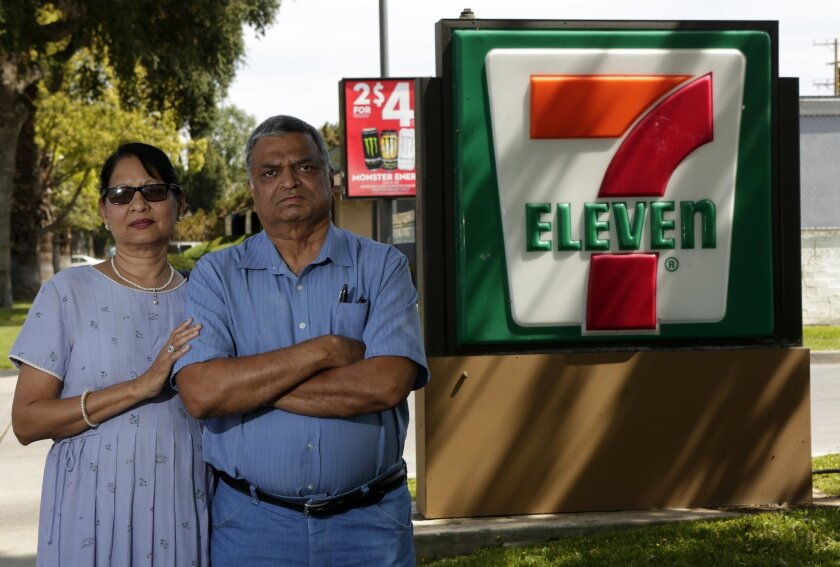 Franchisees allege hardball tactics, store seizures by 7-Eleven