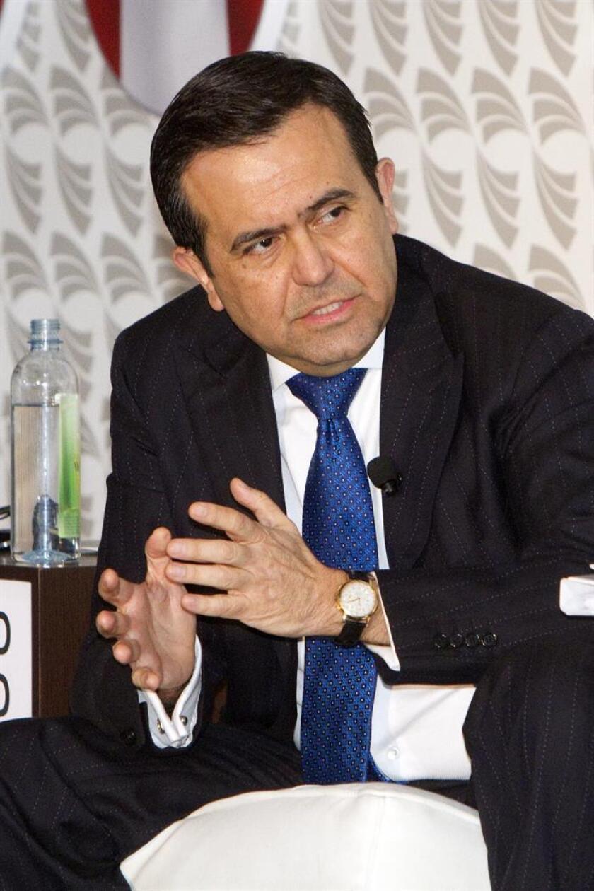 La novena ronda para la modernización del Tratado de Libre Comercio entre la Unión Europea y México (TLCUEM) cerró hoy con conclusiones en cinco capítulos y avances sustantivos en seis más, informó la Secretaría de Economía (SE) del país latinoamericano. EFE/ARCHIVO