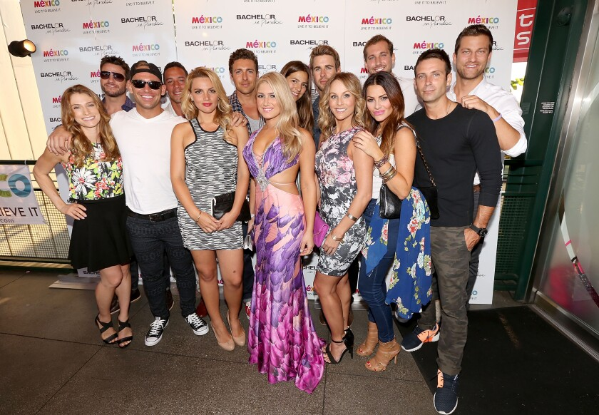 """ABC's """"Bachelor In Paradise"""" Premiere Party - A Celebration Of Mexico"""