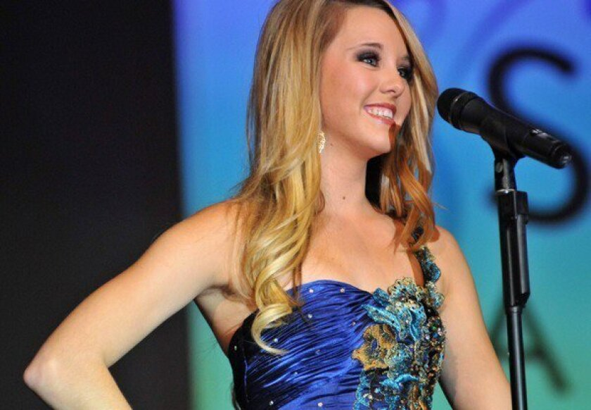 Clarissa Slagle said people who don't understand pageants have never participated in one.