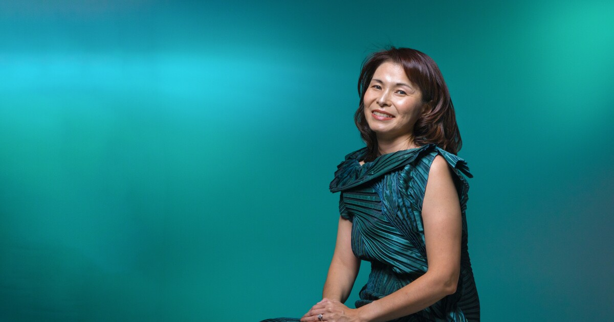 Spring arts   Classical music: Takae Ohnishi's 'warmth always brings out the best in people'