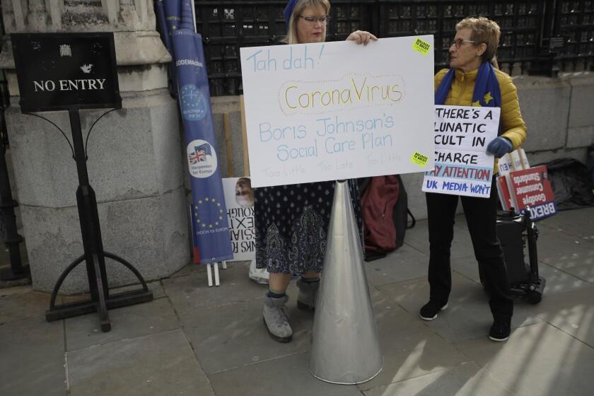 Britain Budget Virus Outbreak