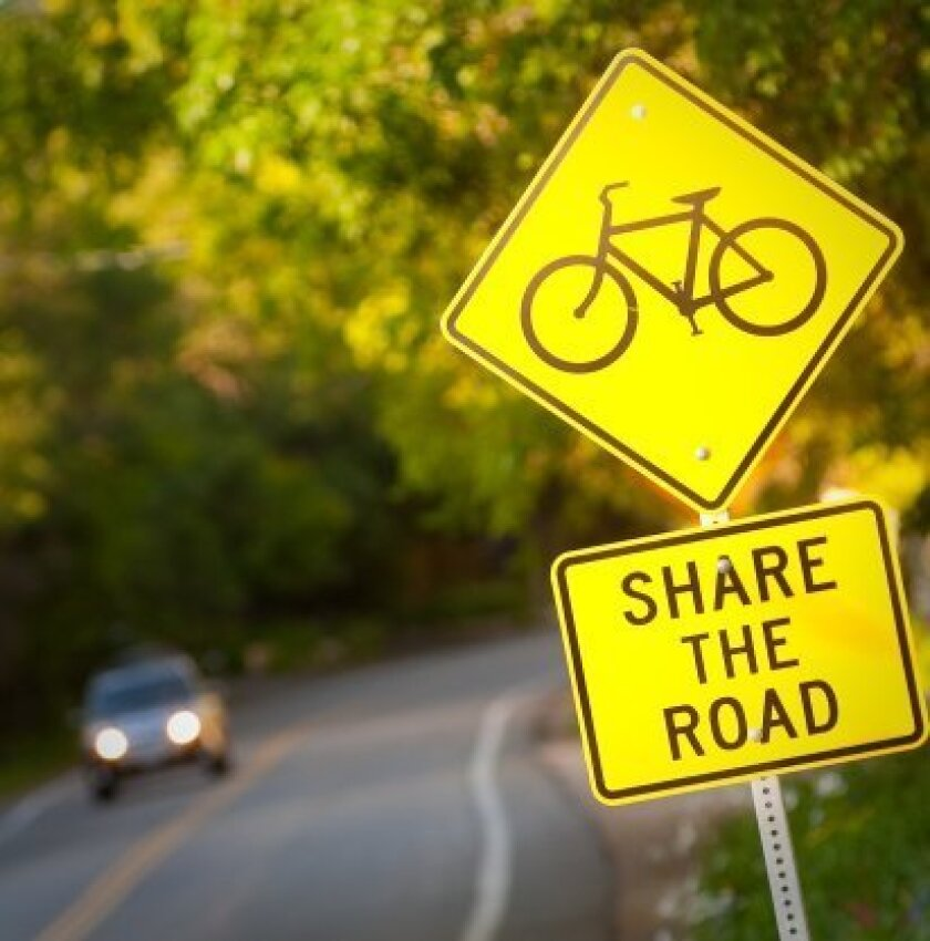 Bicycle accident attorney in San Diego discusses alleged road-rage accident.