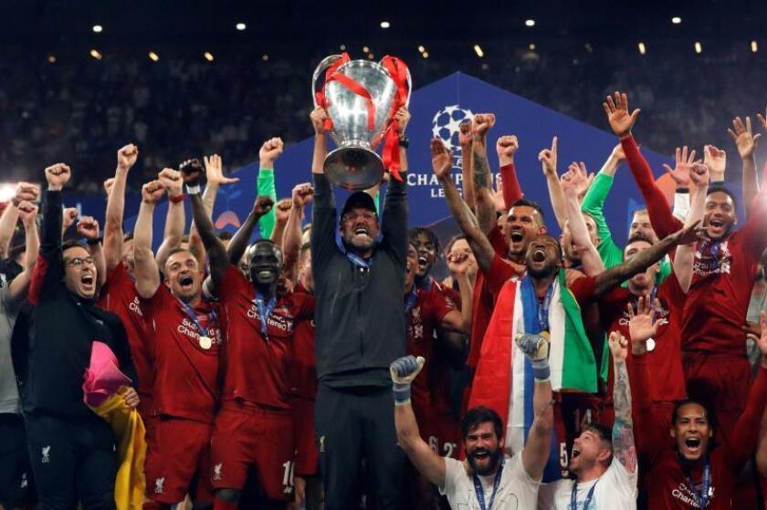 Récord de interacciones sociales en la final de la Liga de Campeones