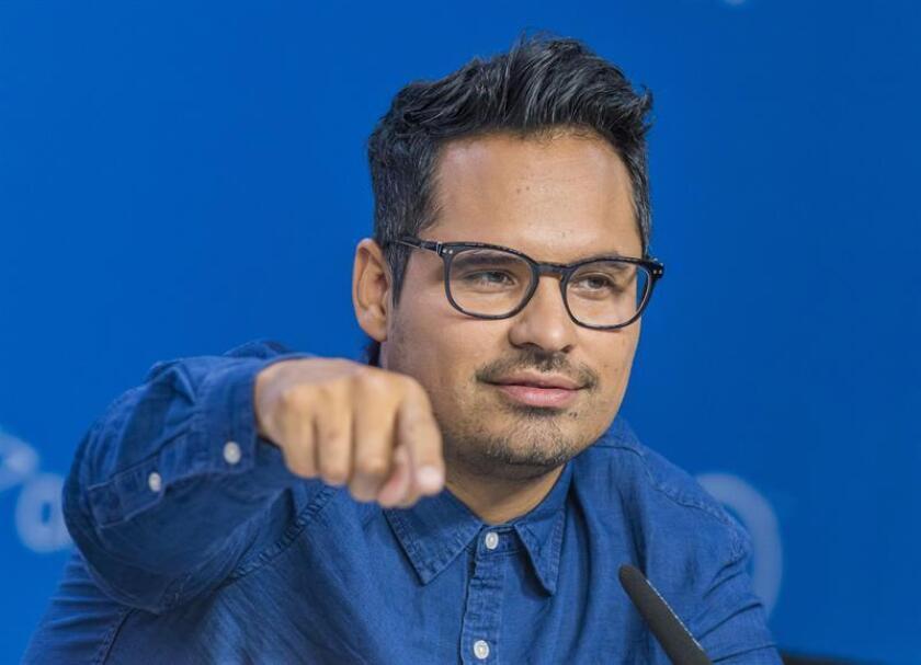 US actor Michael Peña. EFE/ARCHIVO