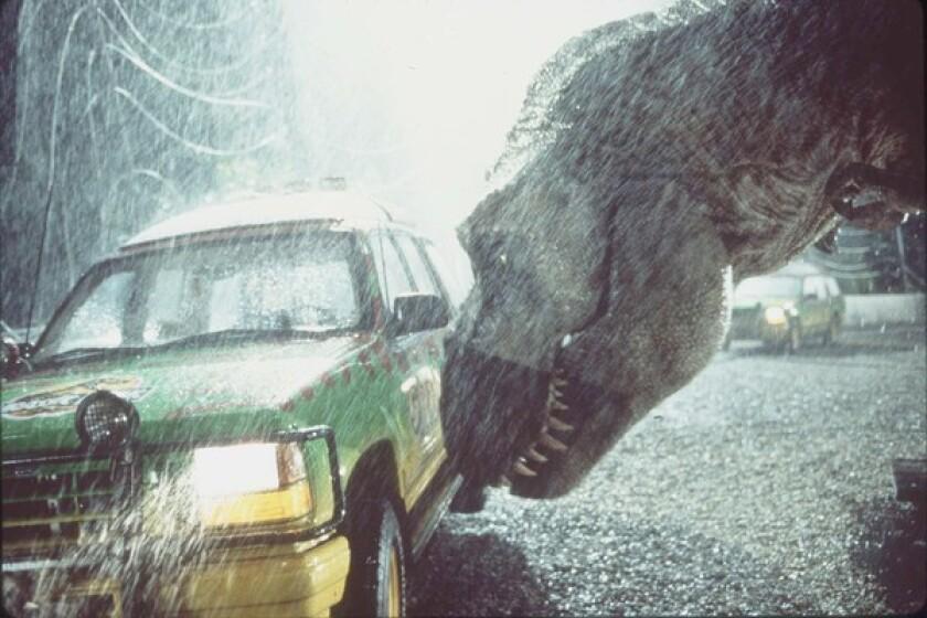 """A still from 1993's """"Jurassic Park"""""""