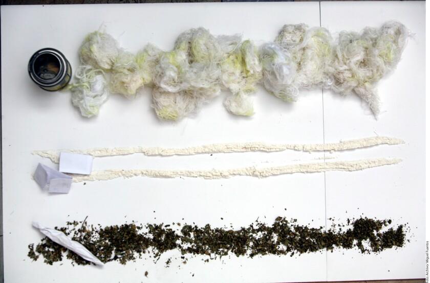 El consumo de drogas en México ha registrado un aumento, lo que representa un desafío para los funcionarios de salud y alimenta la creciente violencia del País, informó el diario The Washington Post.