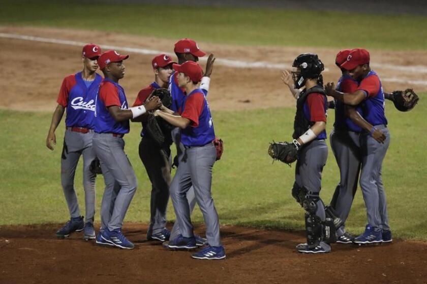 Una selección cubana de béisbol se enfrentará a El Salvador en un tope amistoso