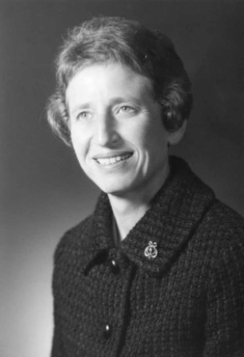 Doris Brin Walker