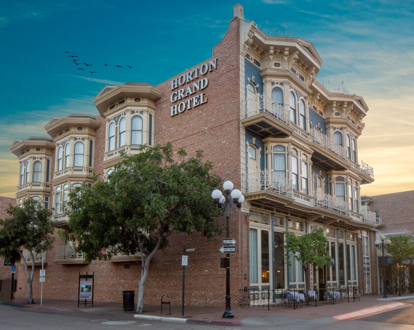 Ramona High School canceled plans to hold a 2021 Prom at The Horton Grand Hotel in downtown San Diego.