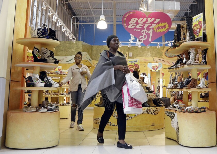 Consumer spending has biggest increase in eight months as incomes also post strong gains