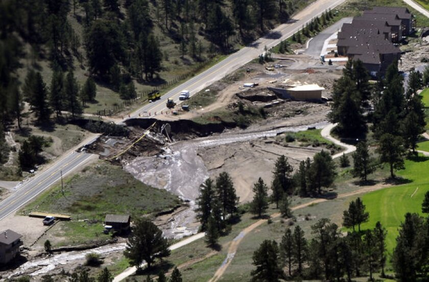 Colorado floods: Final name crossed off list of 1,200 missing