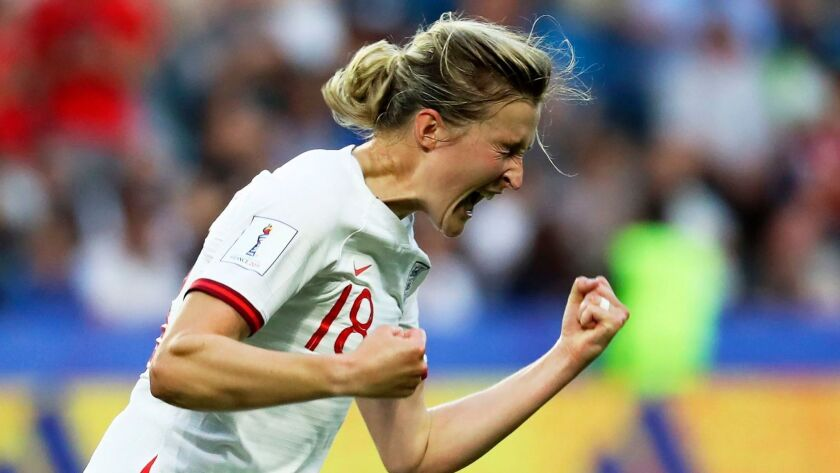 FIFA Women's World Cup 2019, Le Havre, France - 27 Jun 2019