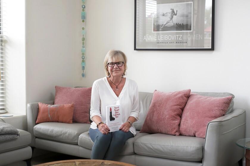 Huntington Beach author Marilou Ryder