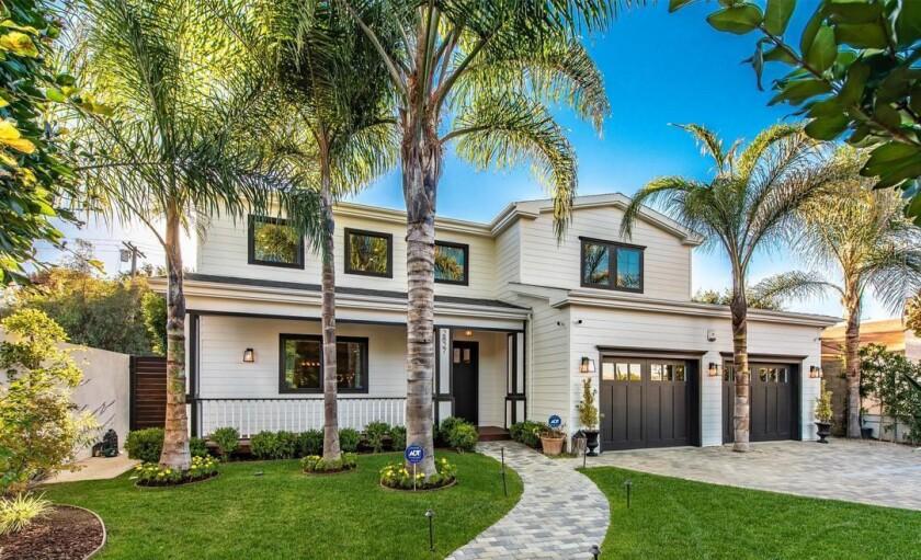 Brendan Schaub's West L.A. home