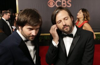 Emmys 2017: The Duffer brothers on the red carpet