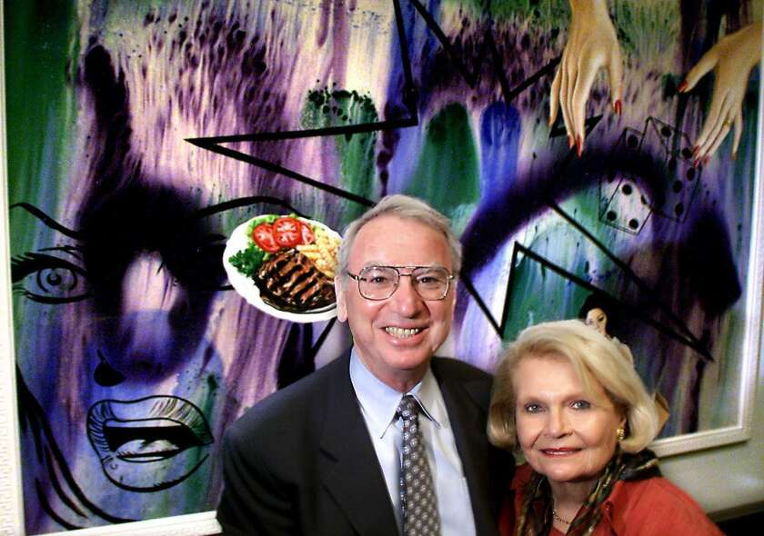 Irwin and Joan Jacobs of San Diego made a list of America's top 50 philanthropists for 2014. They were among only a few top donors on the list who are known for supporting the arts.