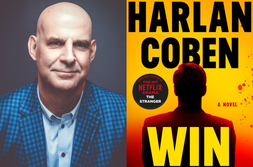 Author Harlan Coben kicks off Literary Orange festival on April 7 in a moderated conversation.