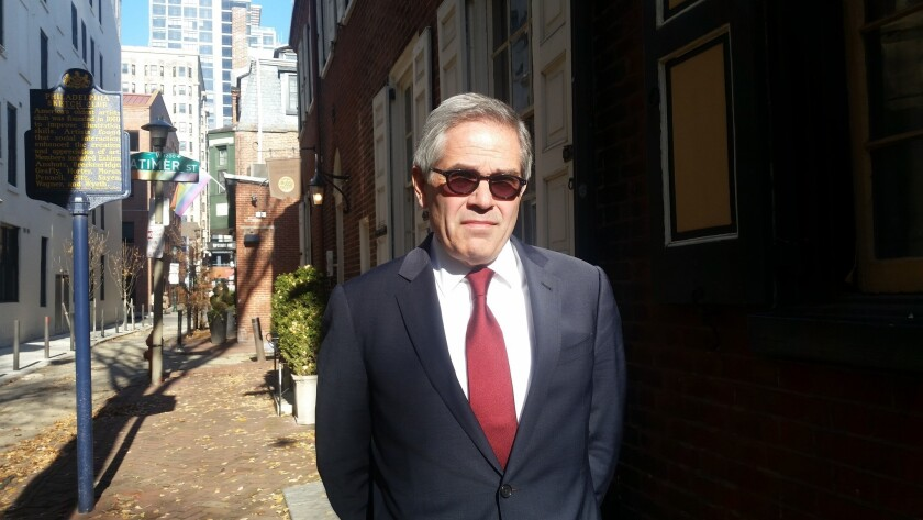 Philadelphia's new district attorney isn't who you'd expect