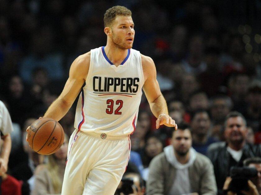 El incidente de Blake Griffin ha mermado la oportunidad de oro que tenían los Clippers para opacar a los moribundos Lakers.