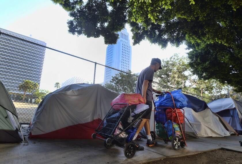 California Homelessness Ballot Measure