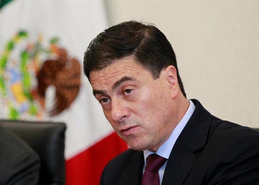 En la imagen, el embajador de México en Estados Unidos, Gerónimo Gutiérrez. EFE/Archivo
